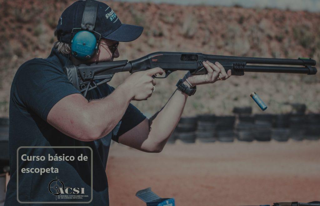 Curso básico de escopeta